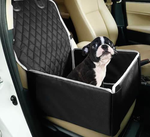Toozey Hunde Autositz für Kleine Mittlere Hunde